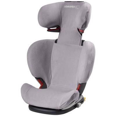 Housse en éponge grise pour siège-auto Rodifix collection 2015  par Bébé Confort