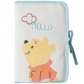 Protège carnet de santé Winnie Hello funshine - Babycalin