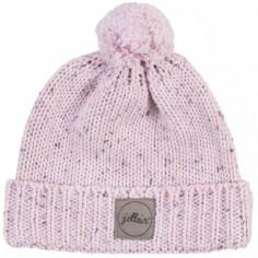 Bonnet tricot Confetti rose (2-9 mois)