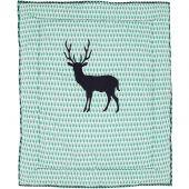 Tapis de jeu Blue deer (100 x 80 cm) - Taftan