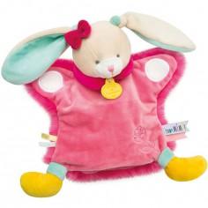 Marionnette Lapin Trop mimi