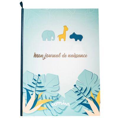 Journal de naissance Zanimo  par Domiva