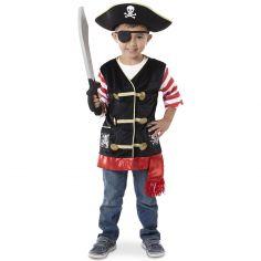 Déguisement de Pirate (3-6 ans)