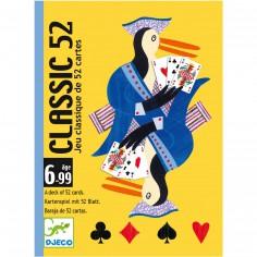 Jeu de cartes Classic 52