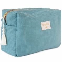 Trousse de toilette Magic Green Diva Nid d'abeille