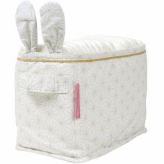 Panier de toilette Pompom le lapin (12 x 24 cm)