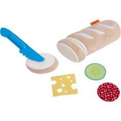 Jeu d'imitation baguette de pain à couper Biofino