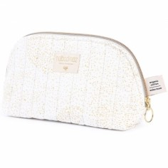 Trousse de toilette Holiday Gold bubble White