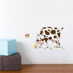 Stickers muraux Petite vache