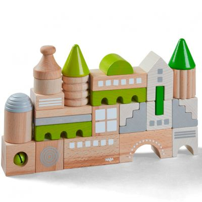Blocs de construction Coburg (28 pièces)  par Haba