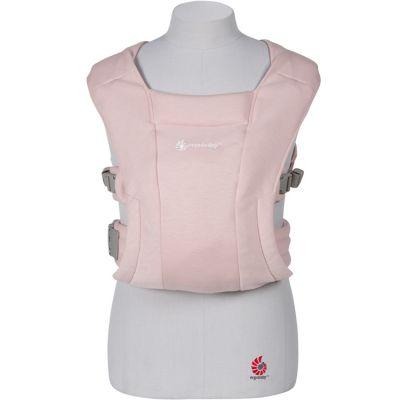 Porte bébé Embrace rose pâle Ergobaby