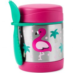 Thermos alimentaire Zoo Flamant rose (325 ml)