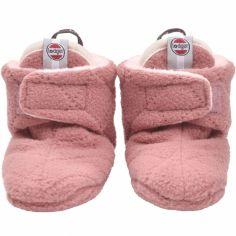 Chaussons bébé Slipper Scandinavian Plush (12-18 mois)