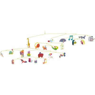 Mobile Carnaval des animaux  par Djeco