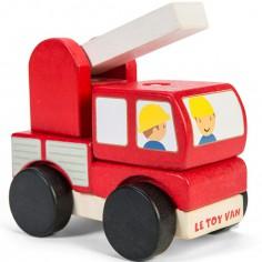 Camion de pompiers empilable