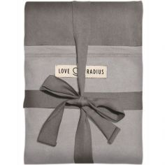 Echarpe de portage L'Originale éléphant poche gris clair