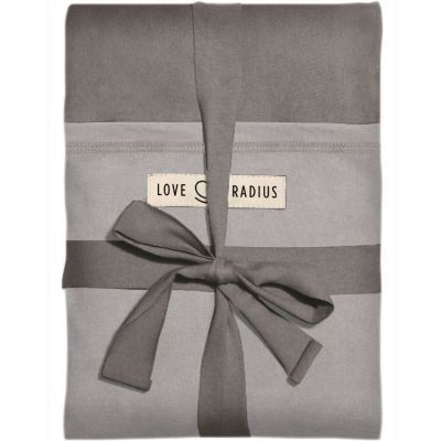 Echarpe de portage L'Originale éléphant poche gris clair Je Porte Mon Bébé / Love Radius