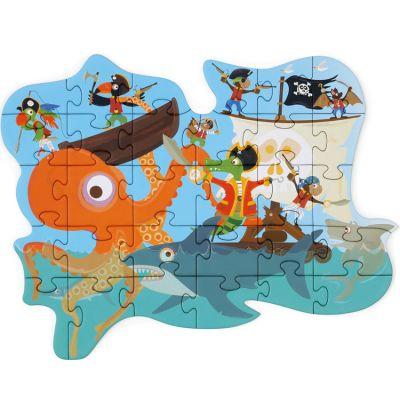 Puzzle Pirate (29 pièces)  par Scratch