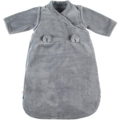 Gigoteuse chaude Groloudoux Mix & Match gris clair TOG 2-3,5 (70 cm)  par Noukie's