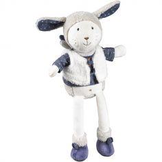 Peluche Merlin mouton (25 cm)