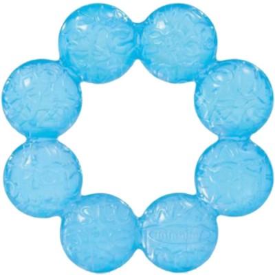 Anneau de dentition réfrigéré bleu