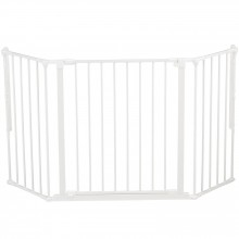 Barrière de sécurité Configure Flex M blanche  par BabyDan