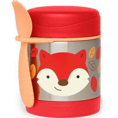 Thermos alimentaire Zoo Renard (325 ml)  par Skip Hop