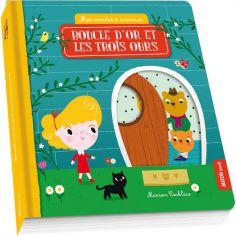 Livre Boucle d'or et les trois ours (collection Mes contes à animer)