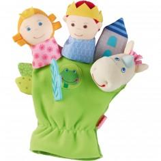 Gant marionnette Prince et princesse de contes de fées