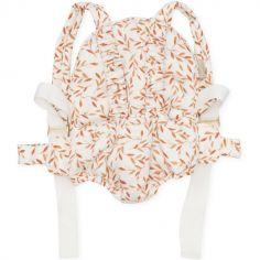 Porte bébé pour poupée Caramel Leaves