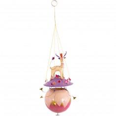 Mobile décoratif musical Cosmobille Le Daim