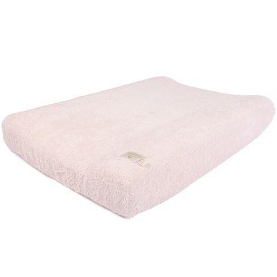 Housse de matelas à langer rose pâle So cute (50 x 70 cm)  par Nobodinoz