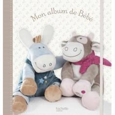 Mon album de bébé Noukie's