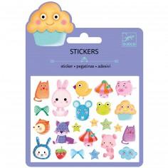 Minis stickers Kawaï