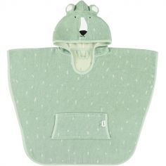 Poncho de bain ours Mr. Polar Bear (2-3 ans)