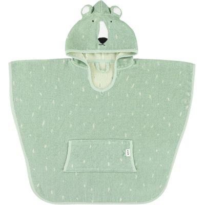 Poncho de bain ours Mr. Polar Bear (2-3 ans)  par Trixie