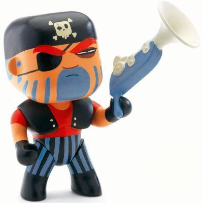 Figurine pirate Jack Skull (11 cm)  par Djeco