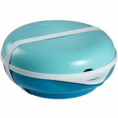 Bento box Ellipse bleu
