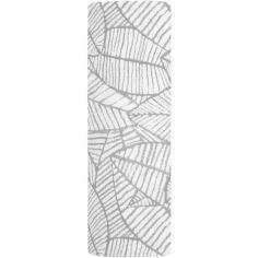 Maxi lange maille confort plante Zebra (120 x 120 cm)