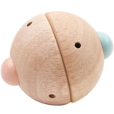 Balle sonore pastel Plan Toys
