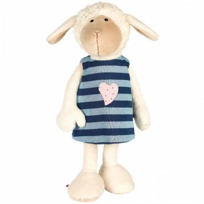 Peluche mouton robe réversible Sweety (40 cm) Sigikid