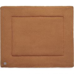 Tapis de jeu Bliss knit caramel (80 x 100 cm)