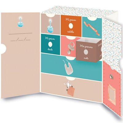 Ma boîte à souvenirs Mia & Basile  par Nattou