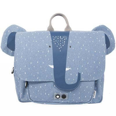 Cartable maternelle Mrs. Elephant  par Trixie