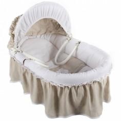 couffin en osier de jolis couffins en osier pour bb. Black Bedroom Furniture Sets. Home Design Ideas