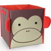Cube de rangement Zoo singe - Skip Hop