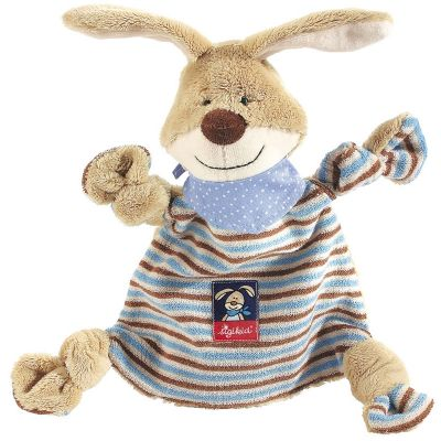 Doudou plat lapin Semmel Bunny (27 cm) Sigikid