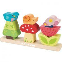 Jeu à empiler Mon petit jardin  par Le Toy Van