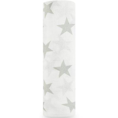 Maxi lange Silky Soft Milky Way (120 x 120 cm) aden + anais