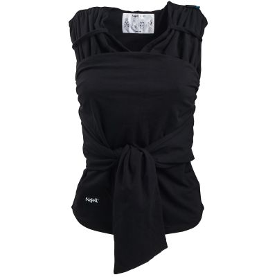 Écharpe de portage Najell Wrap  Charcoal Black (Taille M/L)  par Béaba